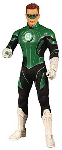 Mezco One: 12 Collective: DC Green Lantern Hal Jordan Action Figure, Multicolor, (Model: NOV188570)