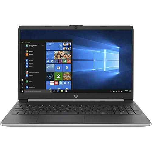 HP 15s-fq1038nl Silver Notebook 39.6 cm (15.6') 1920 x 1080 pixels 10th gen Intel Core i5 8 GB DDR4-SDRAM 256 GB SSD Wi-Fi 5 (802.11ac) Windows 10 Home
