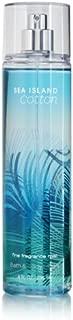 Bath Body Works Sea Island Cotton 8.0 oz Fine Fragrance Mist