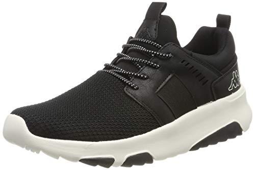 Kappa Vokis 242700-1141 buty sportowe męskie, czarny - Schwarz Black 242700 1141-41 EU