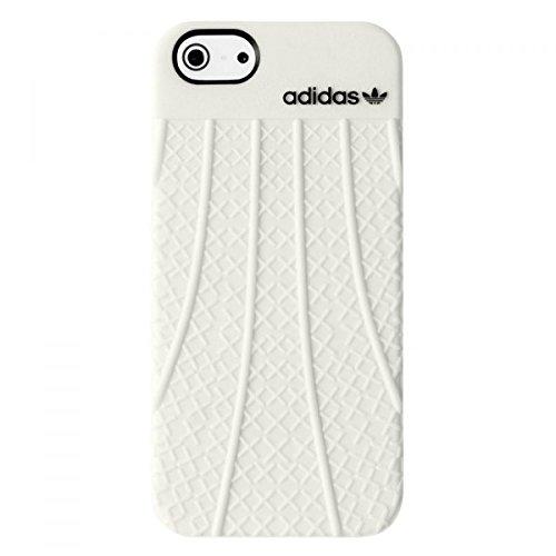 Adidas 15671 - Funda para Apple iPhone 5/5s, color blanco