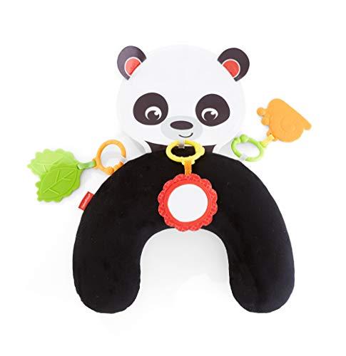 Fisher-Price Coussin Panda, jeu sur le ventre et assis, évolue avec bébé, dès la naissance, FXB99