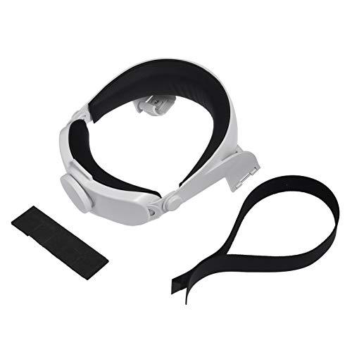 Erfula VR Headset Headwear Headband Head Strap For Oculus Quest 2Funda De Silicona para Gafas De Realidad Virtual Antisudor Antifugas Bloqueo De Luz Almohadilla para Oculus Quest 2 Well-Designed
