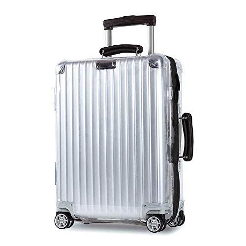 Sunikoo koffer bagage transparante beschermhoes voor Rimowa klassieke/klassieke vlucht