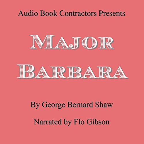 Major Barbara cover art
