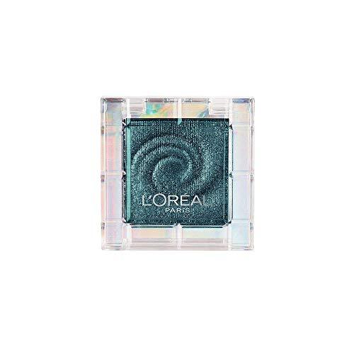 L'Oréal Paris Color Queen Ombretto ad Olio Effetto Glitter, Formato Mono, Colore Intenso...
