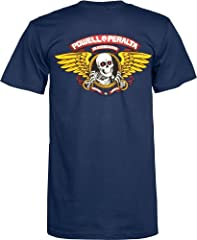 designed by skaters in the U.S.A. Large Back Print Limited production high quality garment All Powell-Peralta products come with a warranty