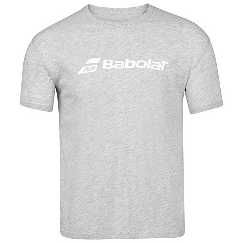 Babolat Exercise tee Boy Camiseta, Unisex niños, High Rise HTHR, 12-14 años