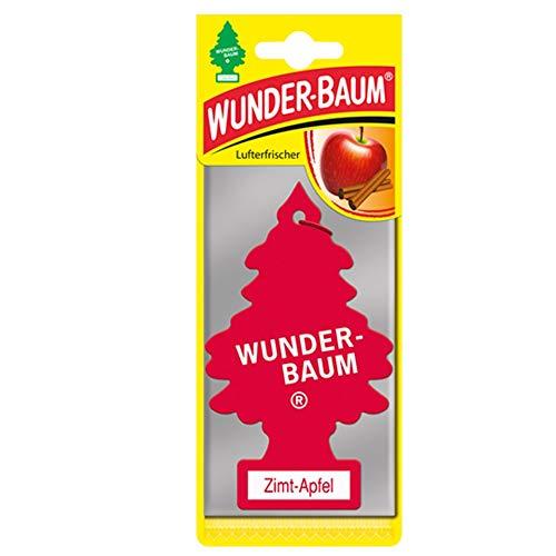 Wunderbaum 45837 Lufterfrischer Zimt Apfel