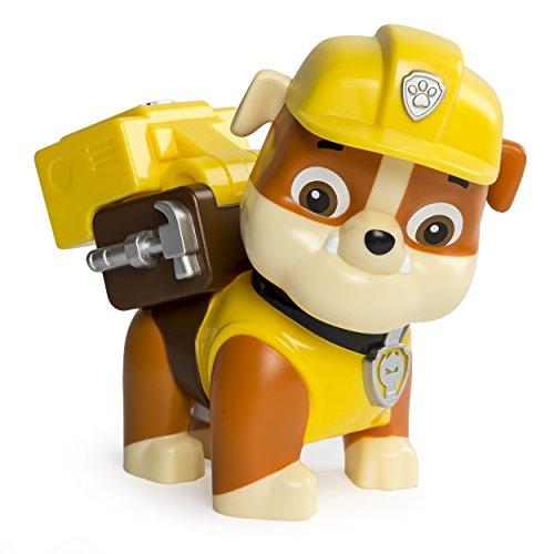 Paw Patrol – Jumbo Action Pup – Ruben – Figurine Action 15 cm de la Pat'Patrouille