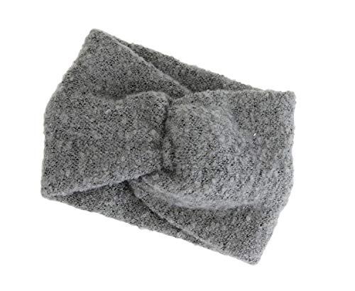irisaa Hoofdband dames winter design meisjes hoofdband haarband oorwarmer