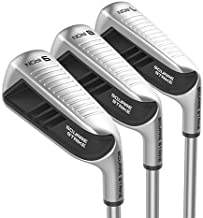 Square Strike Irons – 7, 8, 9 Irons – Golf Iron Set for Men & Women…