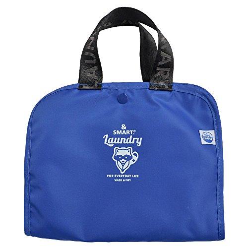スパバッグ メッシュ 温泉バッグ トラベルポーチ 取り外せるポーチ 大容量 &SMART Laundry アンドスマート メッシュバッグ ビーチバッグ バッグインバッグ