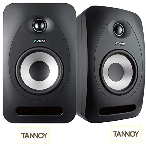 TANNOY アクティブ スタジオモニター スピーカー REVEAL 402 2台セット オリジナルステッカー付 【国内正規品】