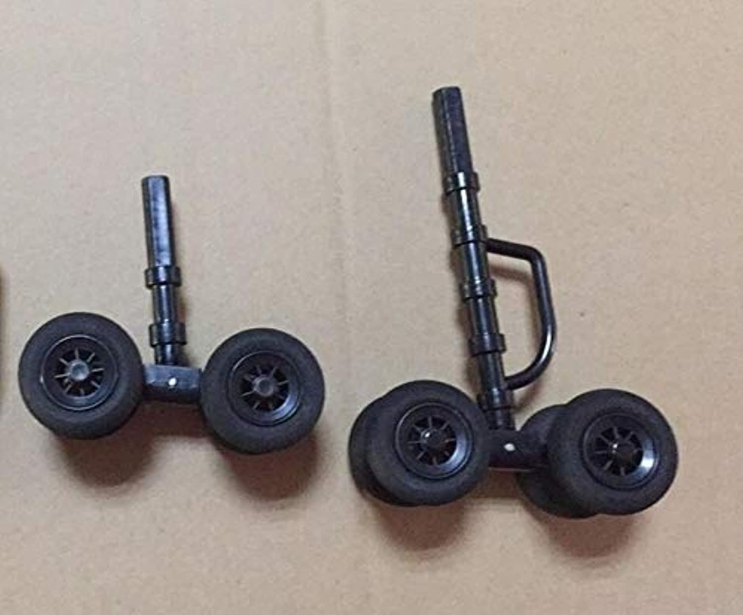 Laliva  RC Airplane  Model Hobby  Part- C17 C-17 A380 Landing Gear for Tiansheng EDF Plane - (color  A380 Back)
