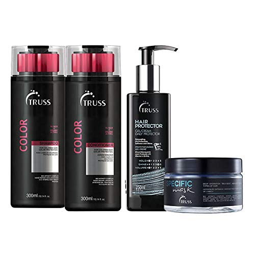 Truss Color Sh + Cd + Specific Mask + Hair Protector
