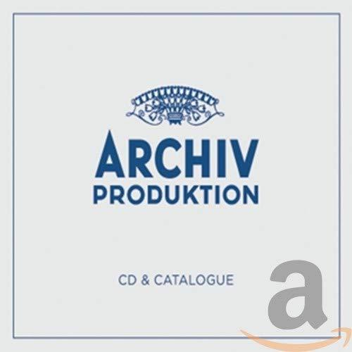Archiv Produktion 1947-2013 (Limited Edition inkl. CD+Katalog)