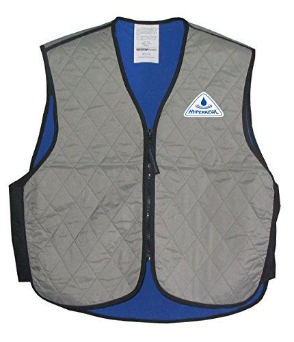 TechNiche International Adult HyperKewl Cooling Sport Vest, X-Large, Silver