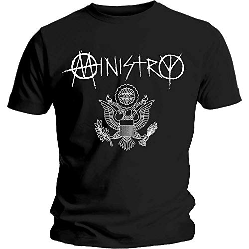 T-Shirt (Unisex L)Great Seal Black