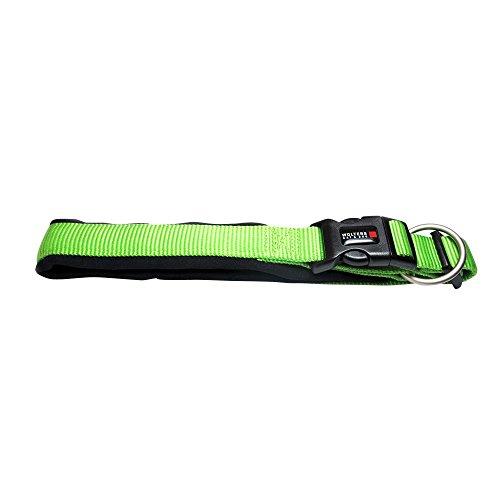 Wolters   Halsband Professional Comfort in Kiwi/Schwarz   Halsumfang 45 - 50 cm