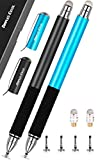 Dimples Excel 2 in 1 Penna Capacitiva Stylus Pen per iPhone iPad Tablet Smartphone Pennino Touch Screen Stilo
