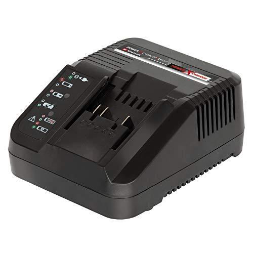 Einhell Schnellladegerät Power X-Change (Li-Ion, für alle PXC-Akkus verwendbar, Akkus ab 30 Minuten laden, intelligentes Lademanagement, 6-Stufen-Ladesystem)