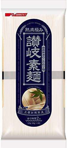 日清フーズ 熟成極み 讃岐素麺 1セット 8個