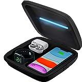 UV Box desinfección esterilizador (adaptado a teléfono, Watch y auriculares)...