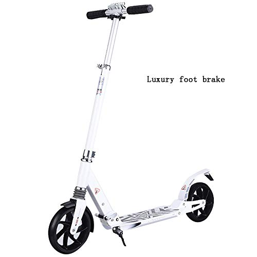 Color : Blue WPCBAA Dual-Purpose Design Aluminum Alloy Shopping cart Foldable Trolley car Bearing Strong Front Wheel 360/° Rotating Trolley car