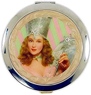 Wizard of Oz Glinda the Good Witch Compact Mirror