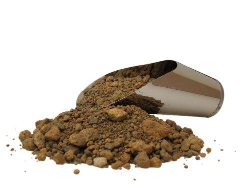 Kiryu | Japanische Vitamin-Erde | 2 Liter Abpackung aus dem Bonsai-Fachgeschäft | Grobes Substrat | Besonders Für Kiefern und Wacholder
