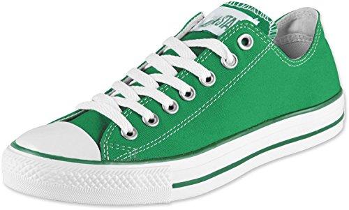 Converse Ctas Mono Ox, Sneaker Donna, Verde (Grün), 46.5 EU / 12 US