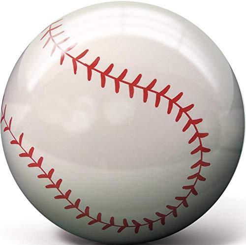 Pyramid Clear Baseball Bowling Ball (14)