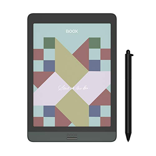 BOOX Nova3 Color 7.8 zoll E-book Tablet Android 10.0 Frontlicht 32GB Farbe OTG WiFi BT USB-C Schwarz