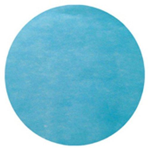 Santex 2812-08 Uni Set de Table Tissu Turquoise 34 x 34 x 0,01 cm