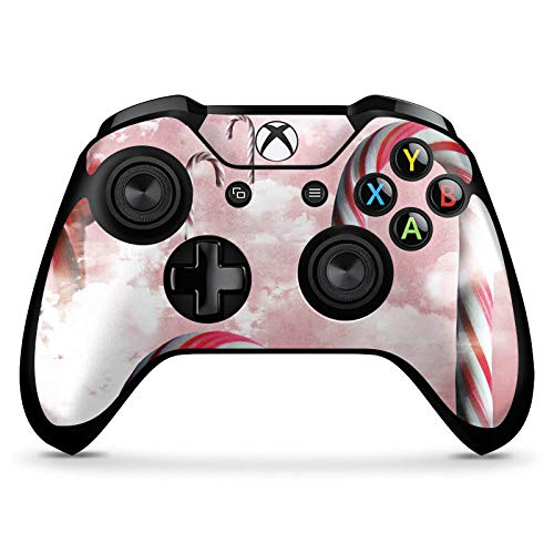 DeinDesign Skin kompatibel mit Microsoft Xbox One X Controller Aufkleber Folie Sticker Sweets Bonbon Candy