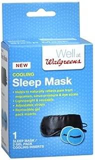 Walgreens - Sleep Mask Cooling Cold Packs - 1 ea