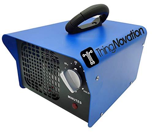10,000mg / HR 10G Generador de ozono O3 03 ionizador Industrial Temporizador Azul