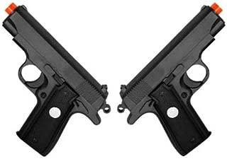 BBTac G2-(x2) Dual Spring 240 FPS Airsoft Gun (2-Pack)