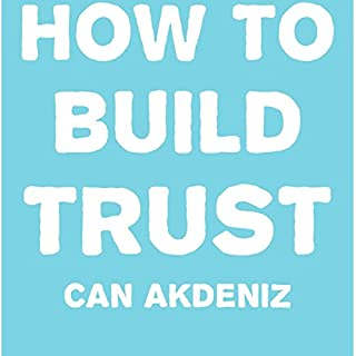 How to Build Trust audiobook cover art