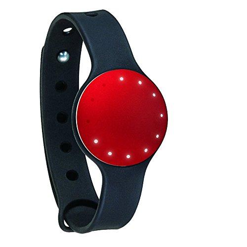 MISFIT Shine - Monitor de Actividad física Personal, Color Rojo