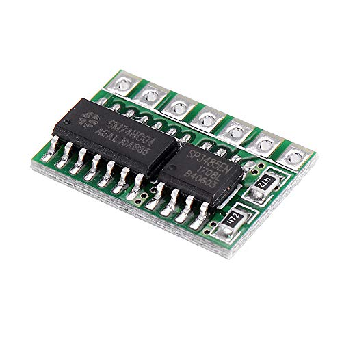 Módulo electrónico R411B01 3.3V Auto RS485 a TTL RS232 transmisor-receptor
