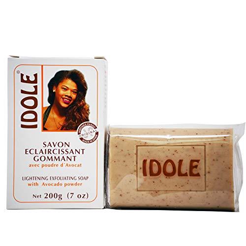 Idole Soap - Exfoliating 7 oz.