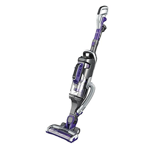 BLACK+DECKER Power Series Pro Pet Cordless Stick Vacuum Cleaner,...