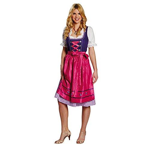 Disfraz de tirolesa 36 - 46 de carnaval Gr, vestido para mujer vestido de fiesta de octubre de