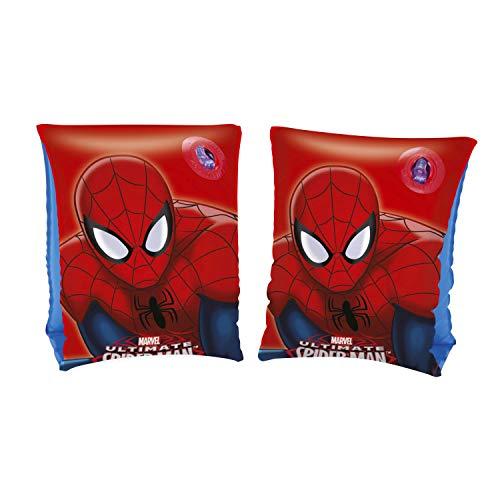 Bestway 98001 Spider Man Brassards 23 x 15 cm