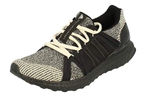 adidas Damen Ultra Boost Fitnessschuhe, Mehrfarbig (Schwarz/Blatiz/Ftwbla), 38 EU