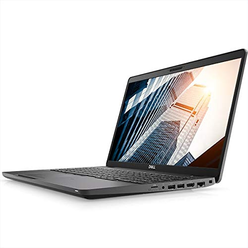 Dell Latitude 15 5500, Grey, Intel Core i7-8665U, 16GB RAM, 256GB SSD, 15.6' 1920x1080 FHD, Dell 3 YR WTY + EuroPC Warranty Assist, (Renewed)