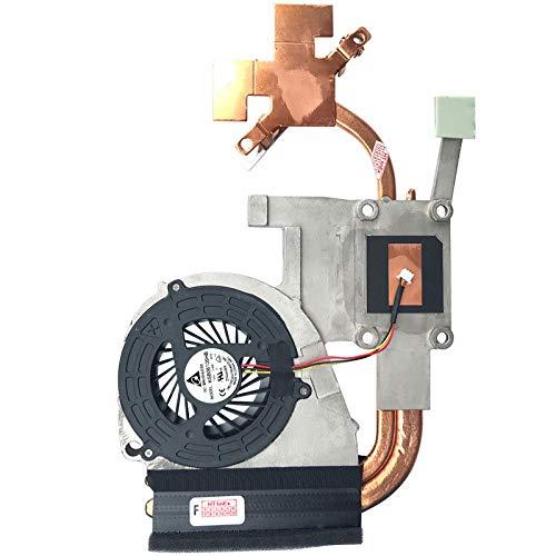 Cooling Fan Cooler with Heatsink Compatible with Acer Aspire 5750, 5750G, V3-551, V3-551G, V3-571, V3-571G