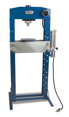 Baileigh 30-Ton Pneumatic Shop Press (HSP-30A)